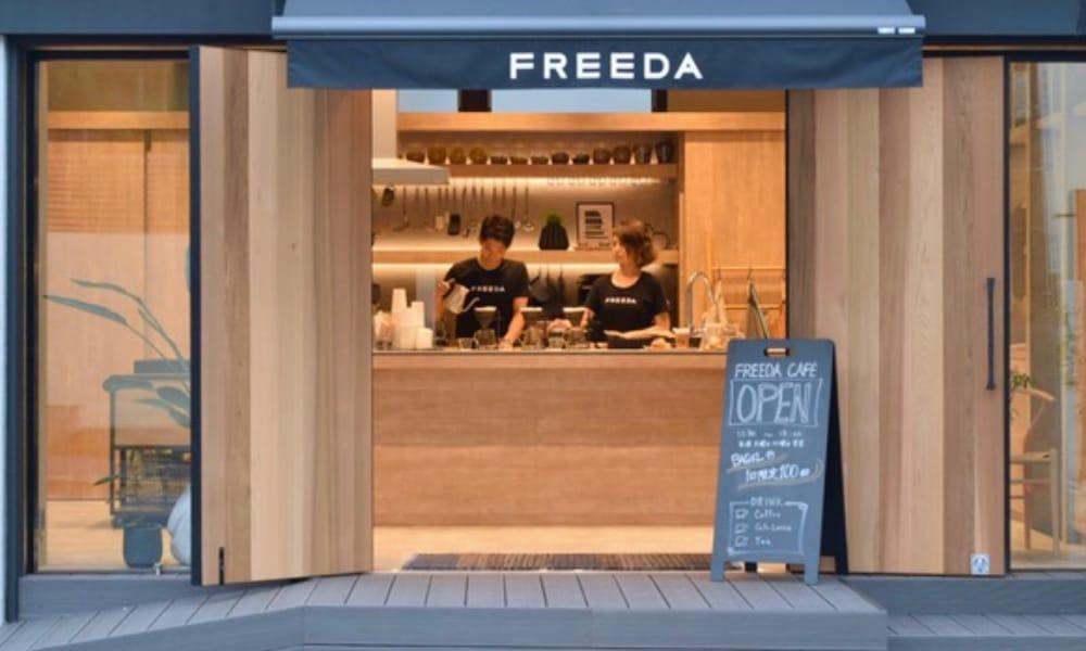 東京ショールーム(studio FREEDA内 運営会社:株式会社FREEDA)